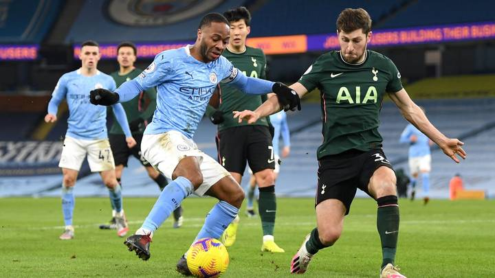 Man City Vs Spurs Tv Channel Prediction Stream And Latest Line Up News