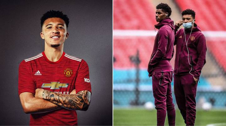 Manchester United Confirm Deal Has Been Agreed For Jadon Sancho, Marcus Rashford Reacts
