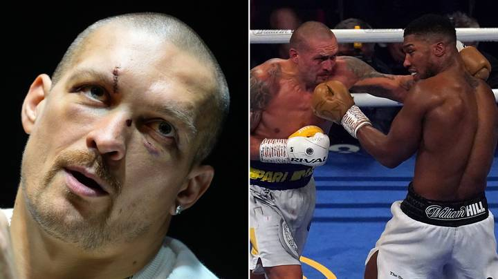 Anthony Joshua's Defeat To Oleksandr Usyk Sees Major Changes To Heavyweight And Pound-For-Pound Rankings