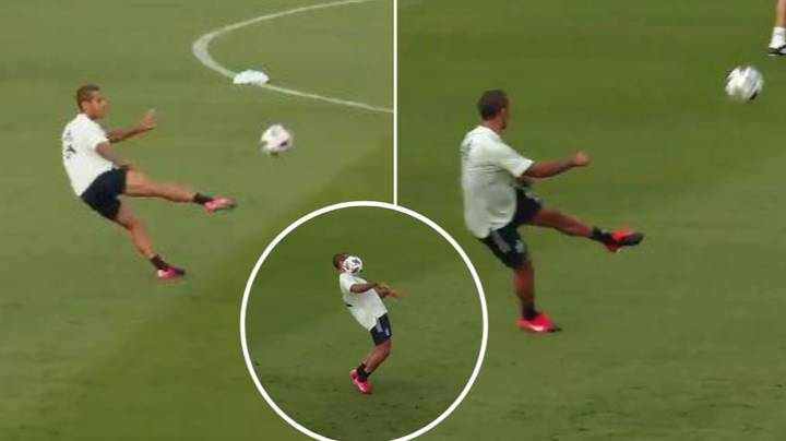 Thiago Shows Off Incredible Skills On International Duty With Spain