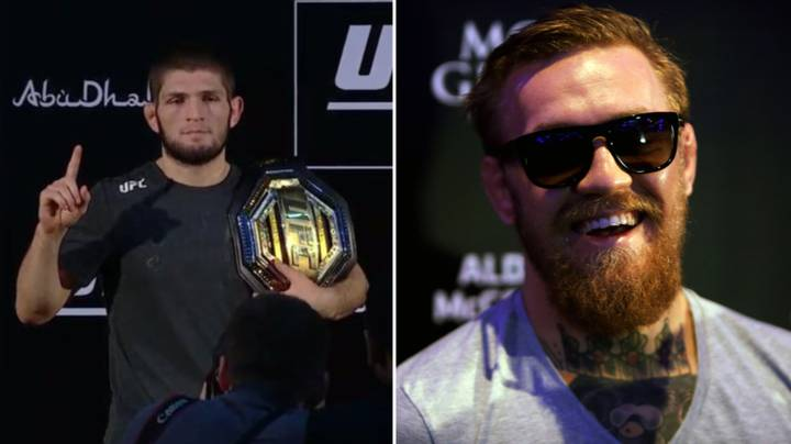Conor McGregor Reacts To Khabib Nurmagomedov's Victory Over Dustin Poirier At UFC 242