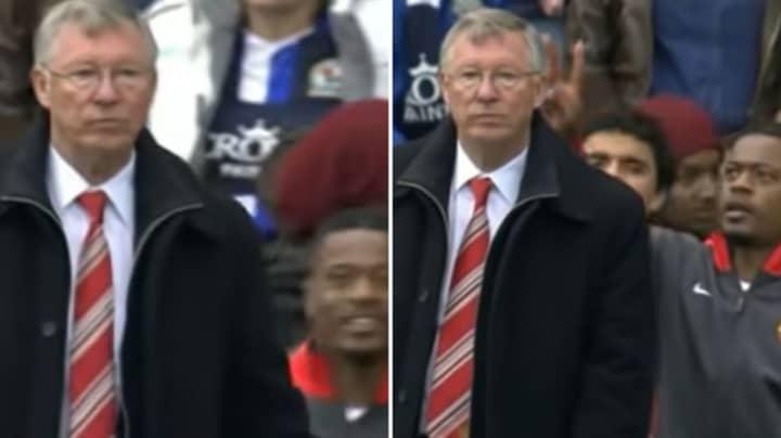 Patrice Evra Pranked Sir Alex Ferguson When Manchester United Were Winn The Premier League