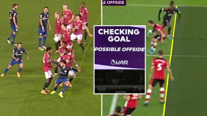 Premier League Confirm Massive VAR Change To Stop 'Armpit Offsides' Next Season