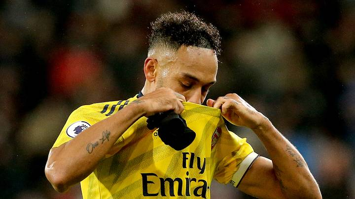 Pierre-Emerick Aubameyang Has Told Arsenal He Wants To Leave