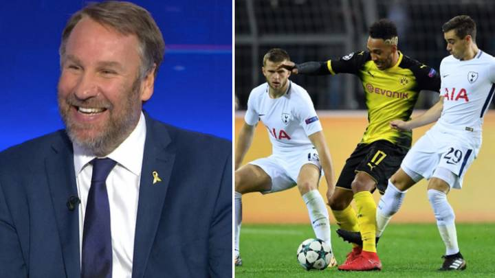 Paul Merson Just Produced His Most Ridiculous Claim Yet About Pierre-Emerick Aubameyang