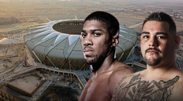 Saudi Arabia Could Host Anthony Joshua Vs Andy Ruiz Jr Rematch After Emerging As Shock Frontrunner