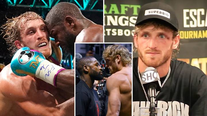 Logan Paul Hints At Floyd Mayweather Rematch After Claiming Boxing Legend Was 'Slower Than I Thought'