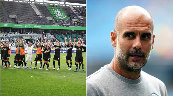 Bundesliga Starlet Who Turned Down Manchester City Says He'd Do So Again