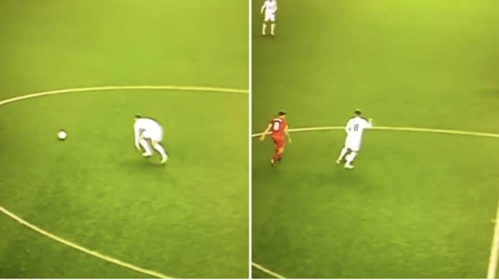 When Toni Kroos Inadvertently Mocked Steven Gerrard's Slip