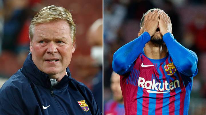Barcelona Have Already Spoken To Ronald Koeman's Replacement, Fans Are Very Disappointed