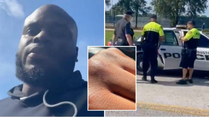 UFC Heavyweight Derrick Lewis Knocks Out Thief Who Was Trying To Break Into His Car