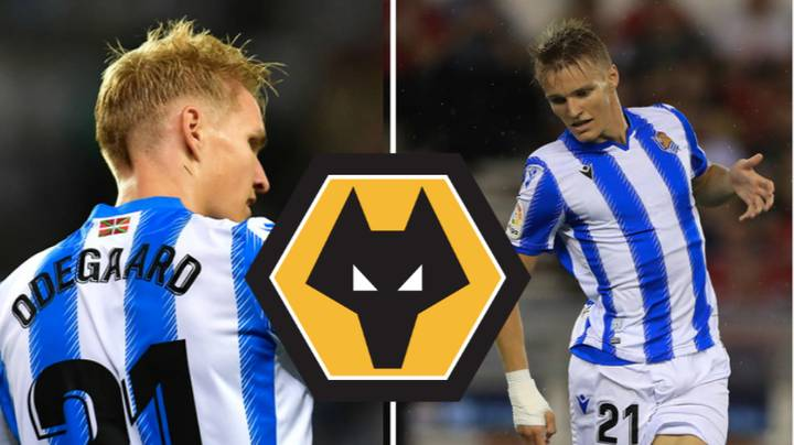 Wolves Plotting Their Most Ambitious Signing Yet In Real Madrid's Martin Odegaard