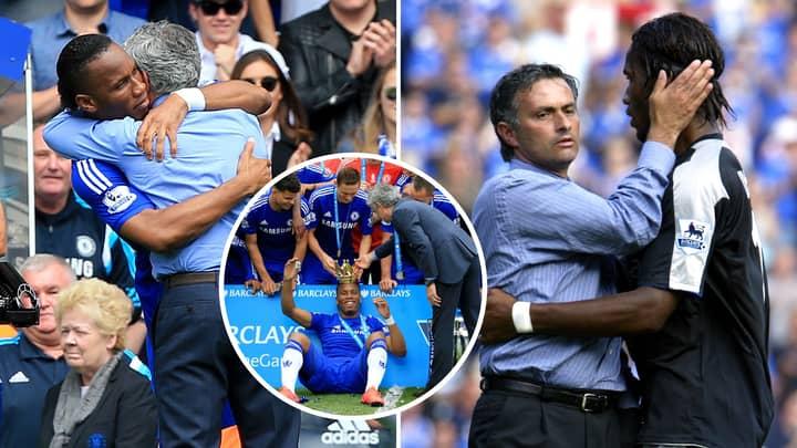 Didier Drogba Revealed Jose Mourinho's Speech Stopped Him Leaving Chelsea