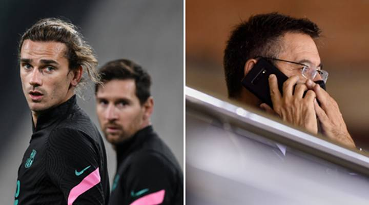 Barcelona Could Go Bankrupt If Star Players Reject Massive Pay Cut