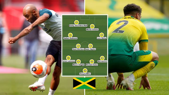 Jamaica's Impressive Potential Starting XI For The 2022 World Cup As They Plot To Call-Up 10 England Stars