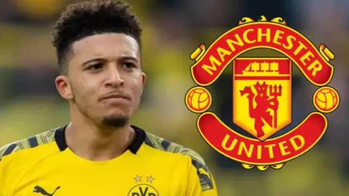 Borussia Dortmund Reject A £89 Million Bid From Manchester United For Jadon Sancho
