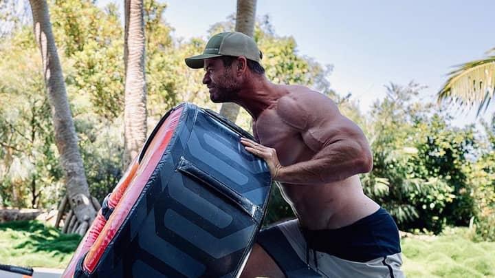 Hulk Hogan Says Chris Hemsworth Is 'Ready' To Play Him In Upcoming Biopic Movie