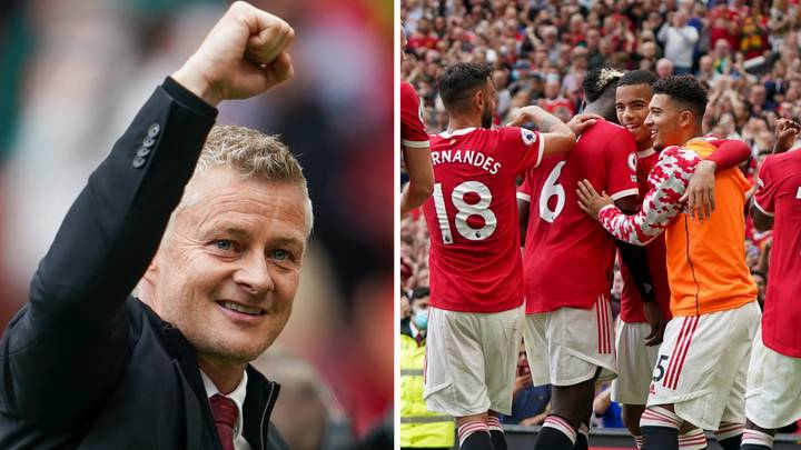 'Manchester United Now Have Five World Class Players'