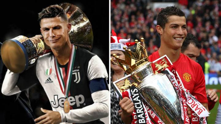 Cristiano Ronaldo Isn't The Only Player To Have Won Serie A, La Liga And The Premier League