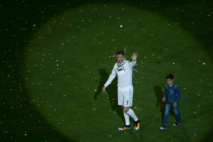Cristiano Ronaldo's Son Begins Career As Footballer But Not At Real Madrid