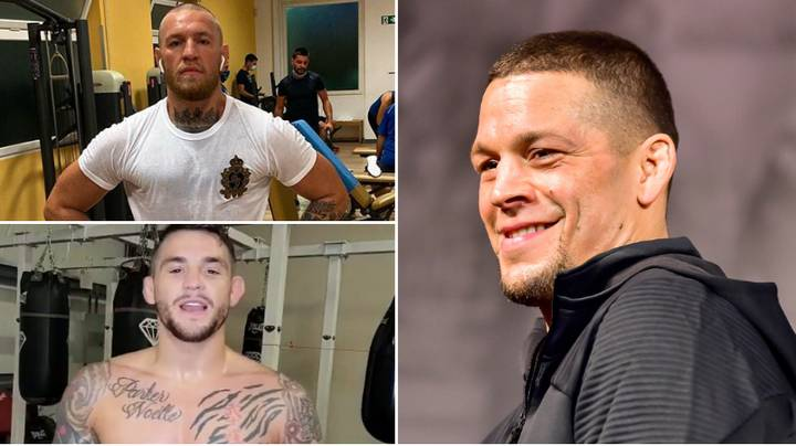 Nate Diaz Brutally Rips UFC Fight Between Conor McGregor And Dustin Poirier, Goes On Twitter Tirade