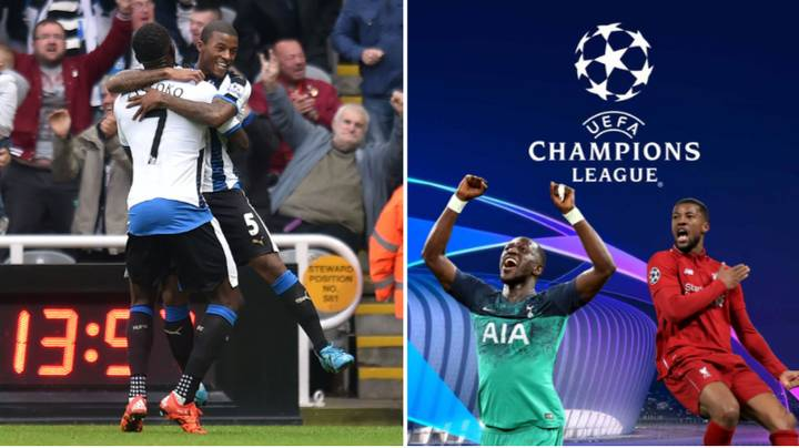 Gini Wijnaldum And Moussa Sissoko Have Gone From Relegation To Champions League Finalists In Three Years