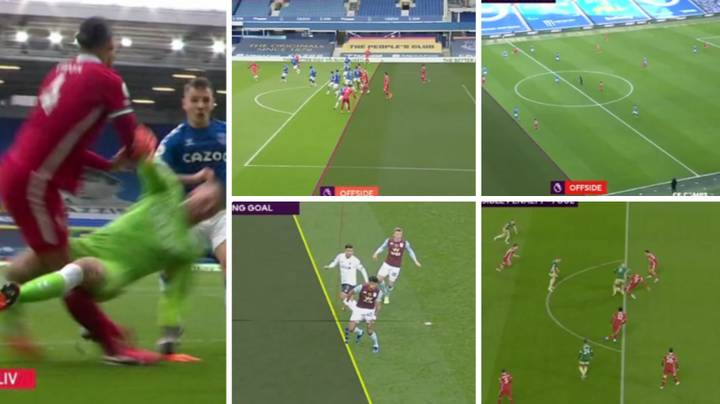 Viral Video Shows How Liverpool Have Been Hard Done By Refereeing Decisions