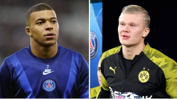 Fans Are Already Calling Kylian Mbappe Vs Erling Haaland The New Cristiano Ronaldo Vs Lionel Messi