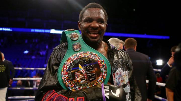 Dillian Whyte Reportedly Tests Positive For Banned Substance