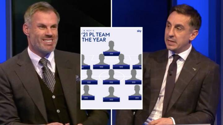 Gary Neville And Jamie Carragher Pick Their Premier League Team Of The Year