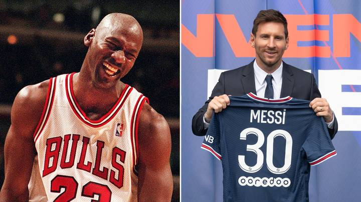 Messi Or Jordan - Fans Are Divided Over Who Has The Bigger Sport Brand