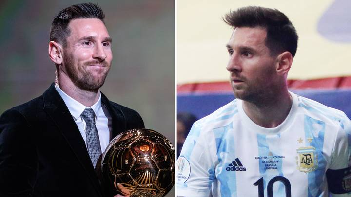 Lionel Messi Is Singlehandedly Carrying Argentina In Top Countries With The Most Ballon d'Or Wins