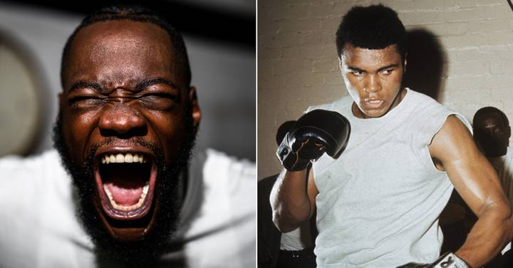 Deontay Wilder Is Labelled 'The Closest Thing To Muhammad Ali' In Modern Boxing