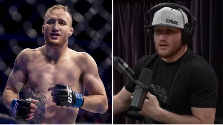 Justin Gaethje Names The Three Huge UFC Fights He Wants Before Retiring