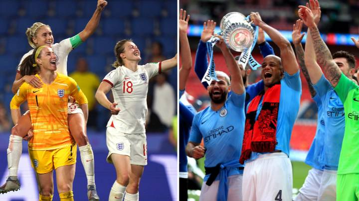 England Women's World Cup Quarter Final Had More Viewers Than The FA Cup Final