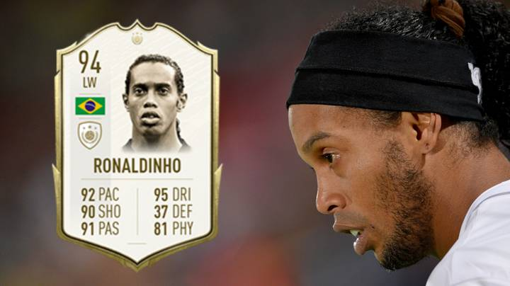 EA Sports Are Reportedly Considering Removing Ronaldinho From FIFA 20