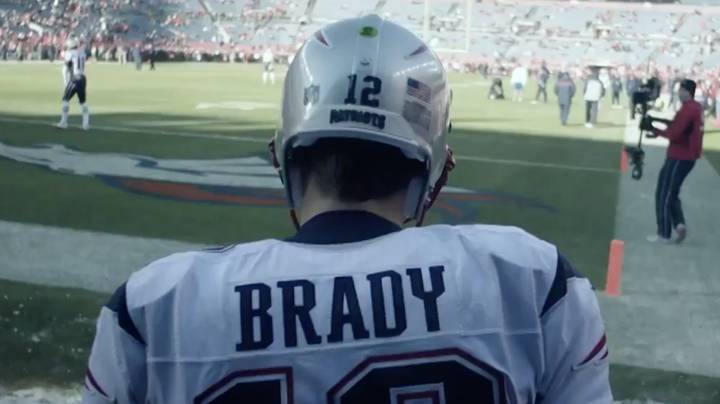 Nine-Part Documentary Series About Tom Brady To Follow The Last Dance