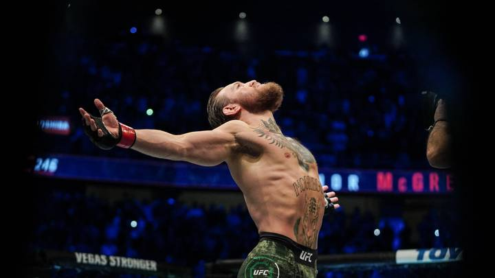 Conor McGregor Vs Dustin Poirier	At UFC 257: Live Stream Info And TV Details For 'Fight Island' Clash