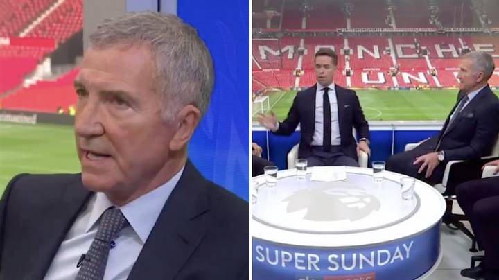 """Graeme Souness Loses His Temper At Sky Presenter: """"Why Are You Looking Like That?"""""""