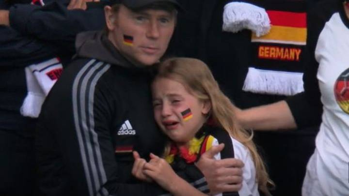 Crying German Girl Asks For £36,000 Raised For Her To Be Donated To Charity