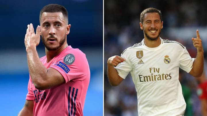 """Eden Hazard Accused Of """"Not Taking Real Madrid Transfer Seriously"""""""