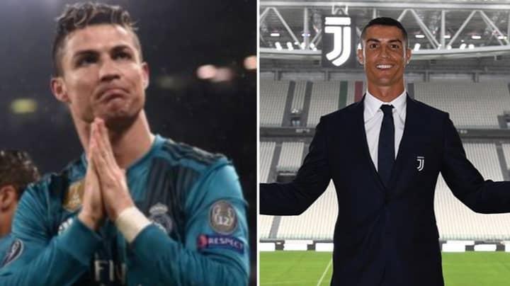 Cristiano Ronaldo Recalls 'Unbelievable' Standing Ovation From Juventus Fans Last Season