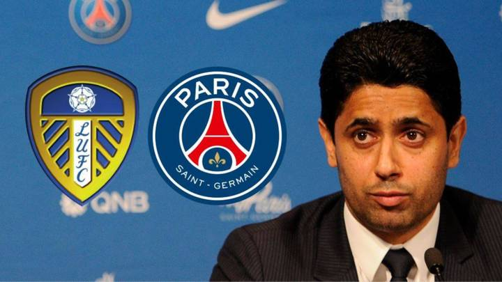 Leeds United To Become PSG's 'Feeder Club' As Takeover To Happen In 'Coming Weeks Or Months'