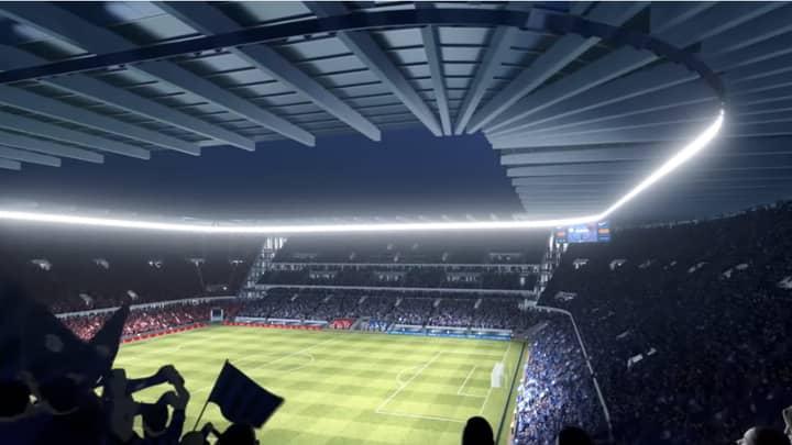Leaked Video Of New San Siro Shows Stunning New Stadium