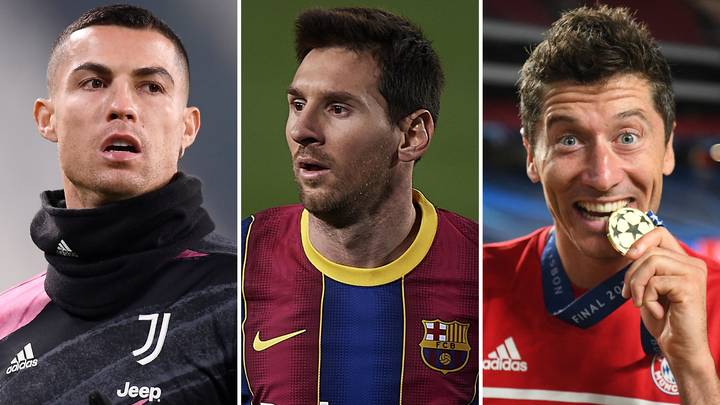 Lionel Messi Ranked Only 10th In The 100 Best Players Of 2020 By Madrid Media
