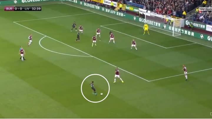 Trent Alexander-Arnold Scores Flukey Goal For Liverpool After Massive Deflection