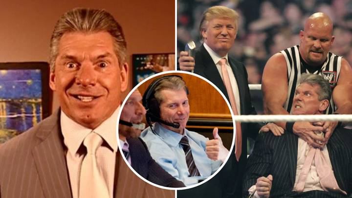 Vince McMahon Twitter Thread Spotlights 'Crazy' Stories About The WWE CEO