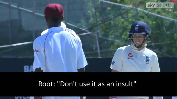 Joe Root Brilliantly Responds To Homophobic 'Sledging' From Shannon Gabriel