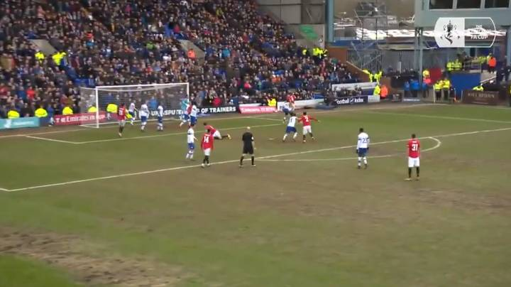 Phil Jones' Header Against Tranmere Rovers Is Made Better With Titanic Music