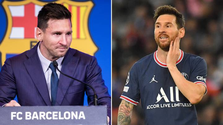 Barcelona Genuinely Hoped Lionel Messi Would Play For FREE And Turn Down PSG Transfer